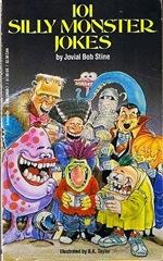 101 Silly Monster Jokes stine
