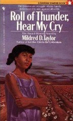 Roll of Thunder Hear my Cry - Mildred D Taylor
